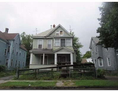 54 Crystal Ave, Springfield, MA 01108 - MLS#: 72432003