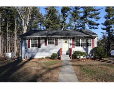 33 Woodland Rd, Northborough, MA 01532 - MLS#: 72432260