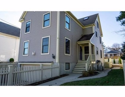 137 Walworth St, Boston, MA 02131 - MLS#: 72432295