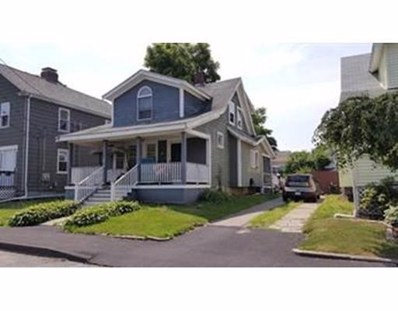 12 Forest St, Taunton, MA 02780 - MLS#: 72432601