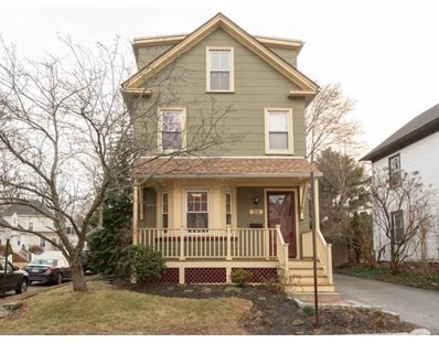 20 Ellsworth Avenue, Melrose, MA 02176 - MLS#: 72432794