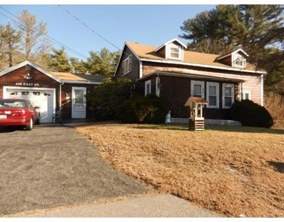 446 East Street, Bridgewater, MA 02324 - MLS#: 72433023