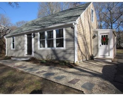 50 Woodridge Rd, Sandwich, MA 02537 - MLS#: 72433058
