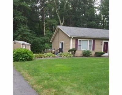 64 Old Forge Rd UNIT 64, Bridgewater, MA 02324 - MLS#: 72433369