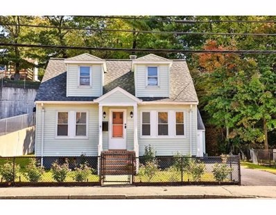 334 Bridge Street, Dedham, MA 02026 - MLS#: 72433845