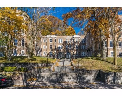 15 Westbourne Ter UNIT 1, Brookline, MA 02446 - MLS#: 72433899