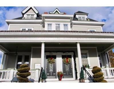 258 Prospect Street UNIT 1, Fall River, MA 02720 - MLS#: 72434185