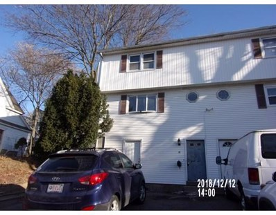 5 Florence St, Worcester, MA 01610 - MLS#: 72434385