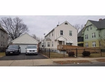 102 Florence St, Springfield, MA 01105 - MLS#: 72434587