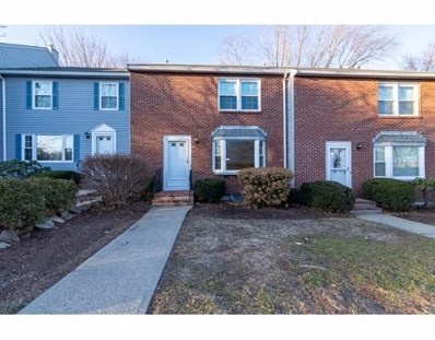 632 Washington St UNIT G4, Braintree, MA 02184 - MLS#: 72435782