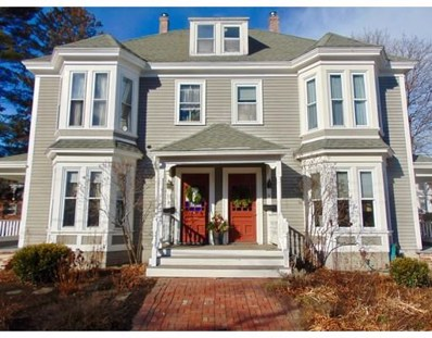 3 Harrison Ave UNIT 3, Amesbury, MA 01913 - MLS#: 72435822