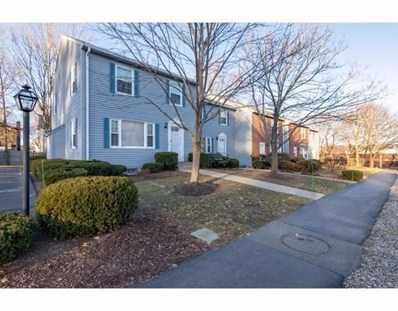 632 Washington St UNIT G6, Braintree, MA 02184 - MLS#: 72435843