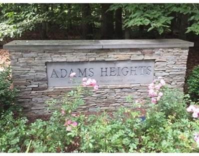13 Adams Cir, Rehoboth, MA 02769 - MLS#: 72435891