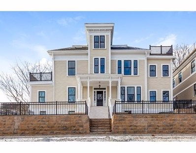 175 Poplar St UNIT 3, Boston, MA 02131 - MLS#: 72435904