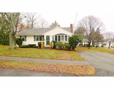 35 Samoset Road, Peabody, MA 01960 - MLS#: 72435938