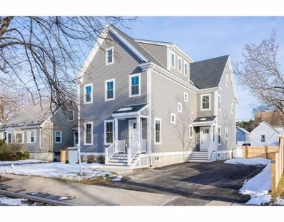49 Meyer Street UNIT 49, Boston, MA 02131 - MLS#: 72435956