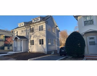 12 Woodward Ave UNIT 2, Quincy, MA 02169 - MLS#: 72436221