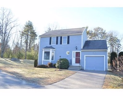 34 Country Side Rd UNIT 34, Bellingham, MA 02019 - MLS#: 72436276