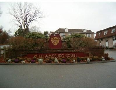 24 Williamsburg Court UNIT 22, Shrewsbury, MA 01545 - #: 72436415