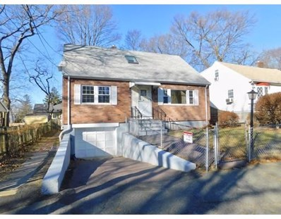 18 Chatham St, Arlington, MA 02474 - MLS#: 72436504