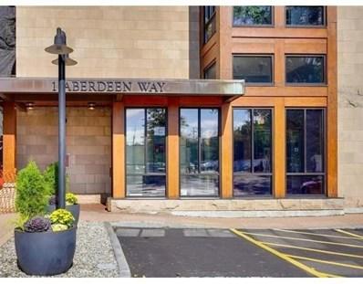 1 Aberdeen Way UNIT 205, Cambridge, MA 02138 - MLS#: 72436828
