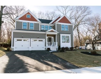 8 Aerial Street, Lexington, MA 02421 - MLS#: 72436840