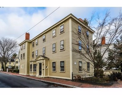 134 Federal St UNIT 2, Salem, MA 01970 - MLS#: 72437045