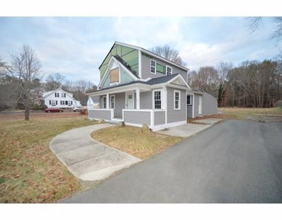 27 Pleasant St, Hanson, MA 02341 - MLS#: 72437109