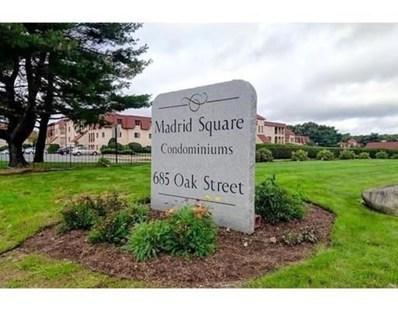 685 Oak St. UNIT 17-10, Brockton, MA 02301 - MLS#: 72437678