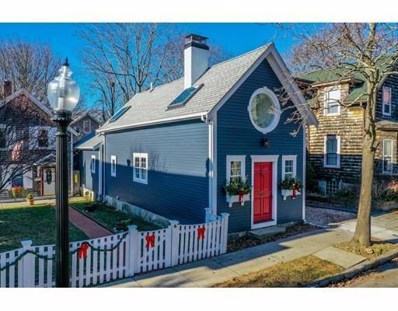 39 Arch St, New Bedford, MA 02740 - MLS#: 72437801