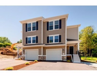 160 Houghton St. UNIT A, Worcester, MA 01604 - MLS#: 72437847