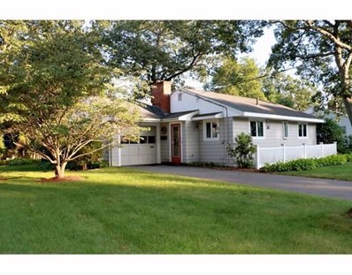 25 Harwood Road, Natick, MA 01760 - MLS#: 72437913