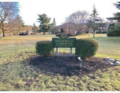 89 Pleasant St. UNIT C 12, Medfield, MA 02052 - #: 72438559