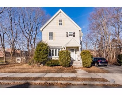 25 Temple St, Reading, MA 01867 - MLS#: 72438660