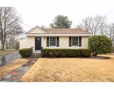 19 Burditt Road, North Reading, MA 01864 - MLS#: 72438666