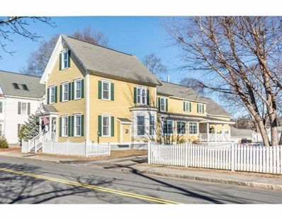 519 Beacon Street, Lowell, MA 01850 - MLS#: 72438677