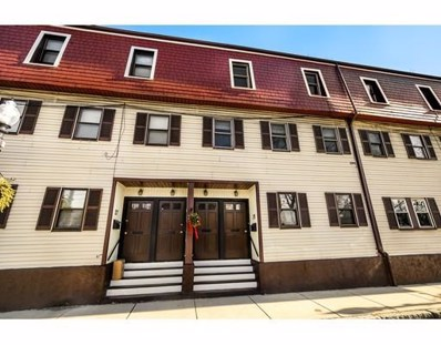 21 Berwick St UNIT 21, Melrose, MA 02176 - MLS#: 72438711