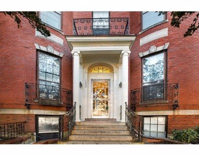 1253 Beacon St UNIT BB4, Brookline, MA 02446 - MLS#: 72438772