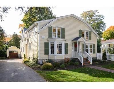 33 Cottage Street, Wellesley, MA 02482 - MLS#: 72438967