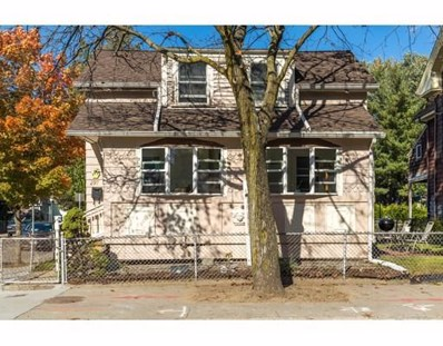 297 Rindge Ave, Cambridge, MA 02140 - MLS#: 72438992