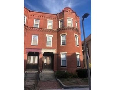 38 Moreland St UNIT 1, Boston, MA 02119 - MLS#: 72439001