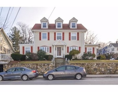 486 Belmont St, Watertown, MA 02472 - MLS#: 72439286
