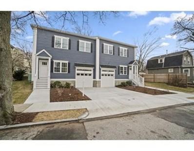 62 Fairmont St UNIT 62, Arlington, MA 02474 - MLS#: 72439548