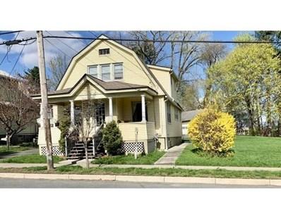 3 Montgomery Street, Westfield, MA 01085 - MLS#: 72439595
