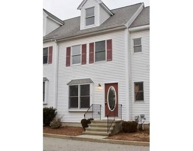 955 Pleasant Street UNIT 7, Weymouth, MA 02189 - MLS#: 72439712