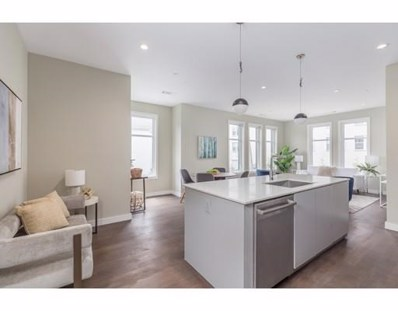 45 Burnett St UNIT 404, Boston, MA 02130 - MLS#: 72439869