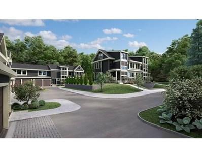 373 Langley Road UNIT L, Newton, MA 02459 - MLS#: 72439963