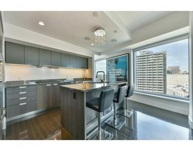 110 Stuart Street UNIT 16B, Boston, MA 02116 - MLS#: 72440151