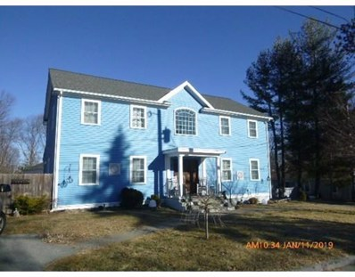 48 Carter Rd, Worcester, MA 01609 - MLS#: 72440174