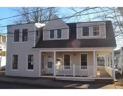 1 Cherry St, Haverhill, MA 01830 - MLS#: 72440480